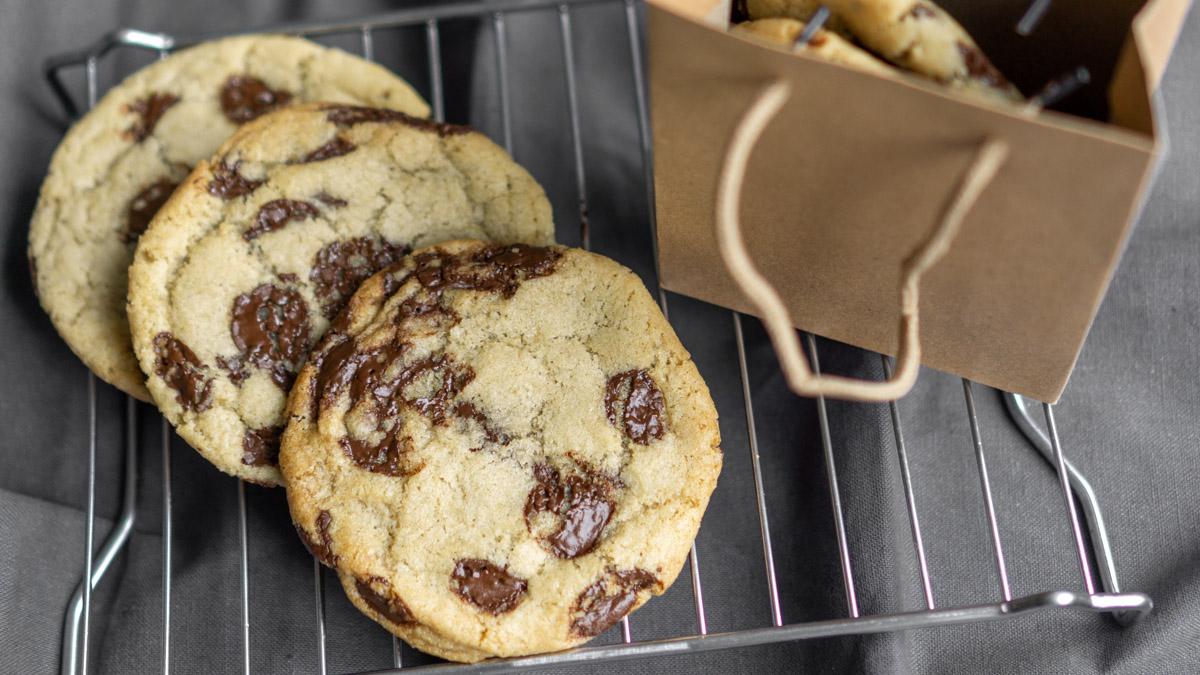 Przepis na ciasteczka babci Phoeby