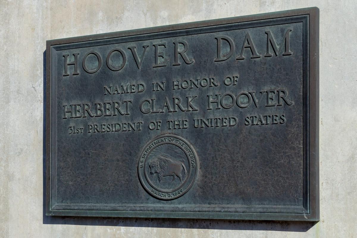 Hoover Dam Stany Zjednoczone